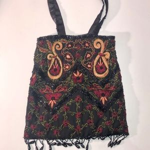 Beaded Made in Japan Vintage Purse